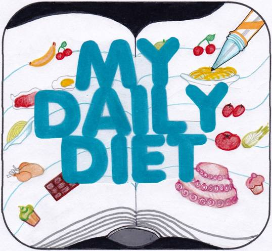 My DAILY DIET